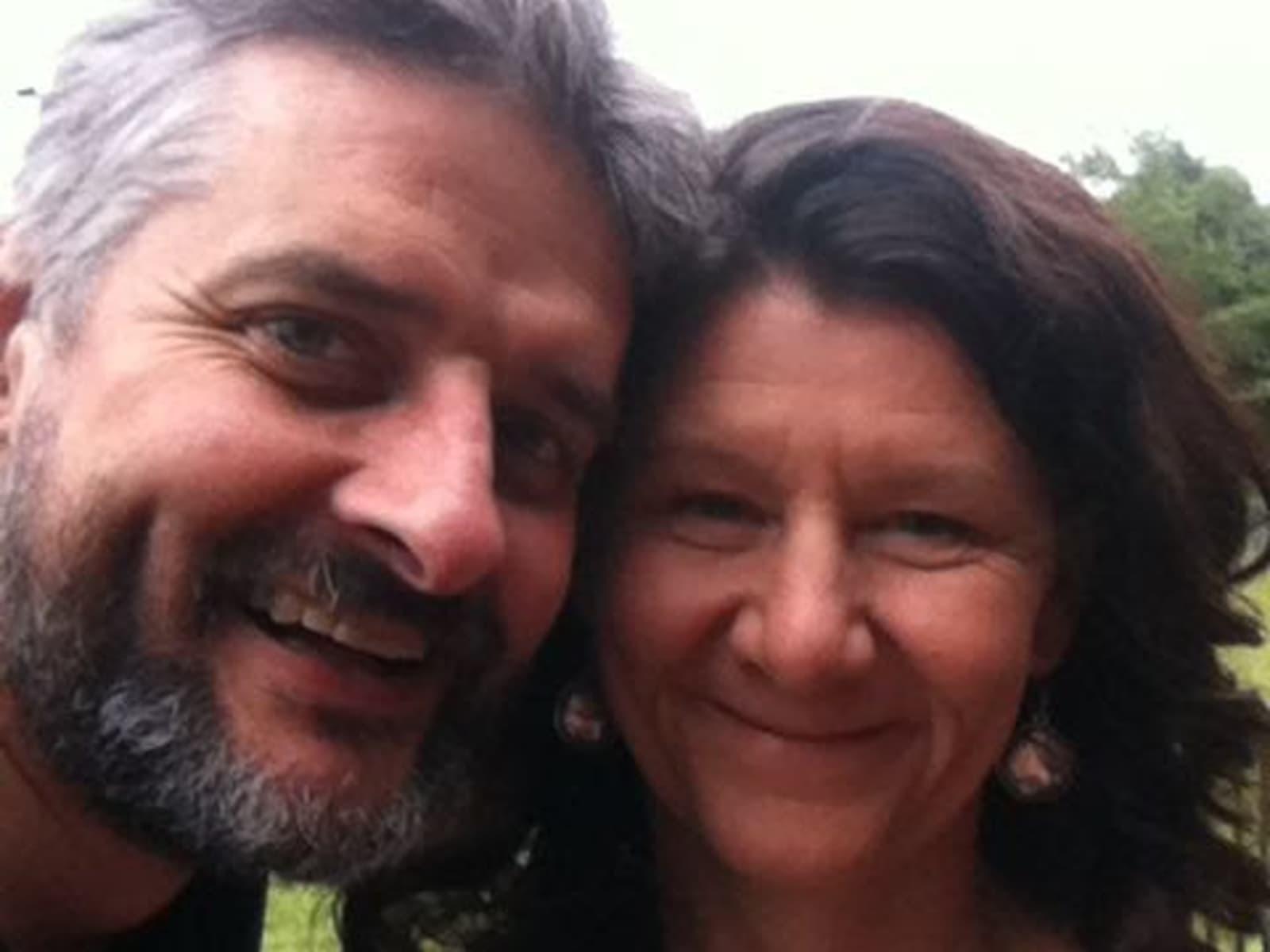 Barbara & John from Ottawa, Ontario, Canada