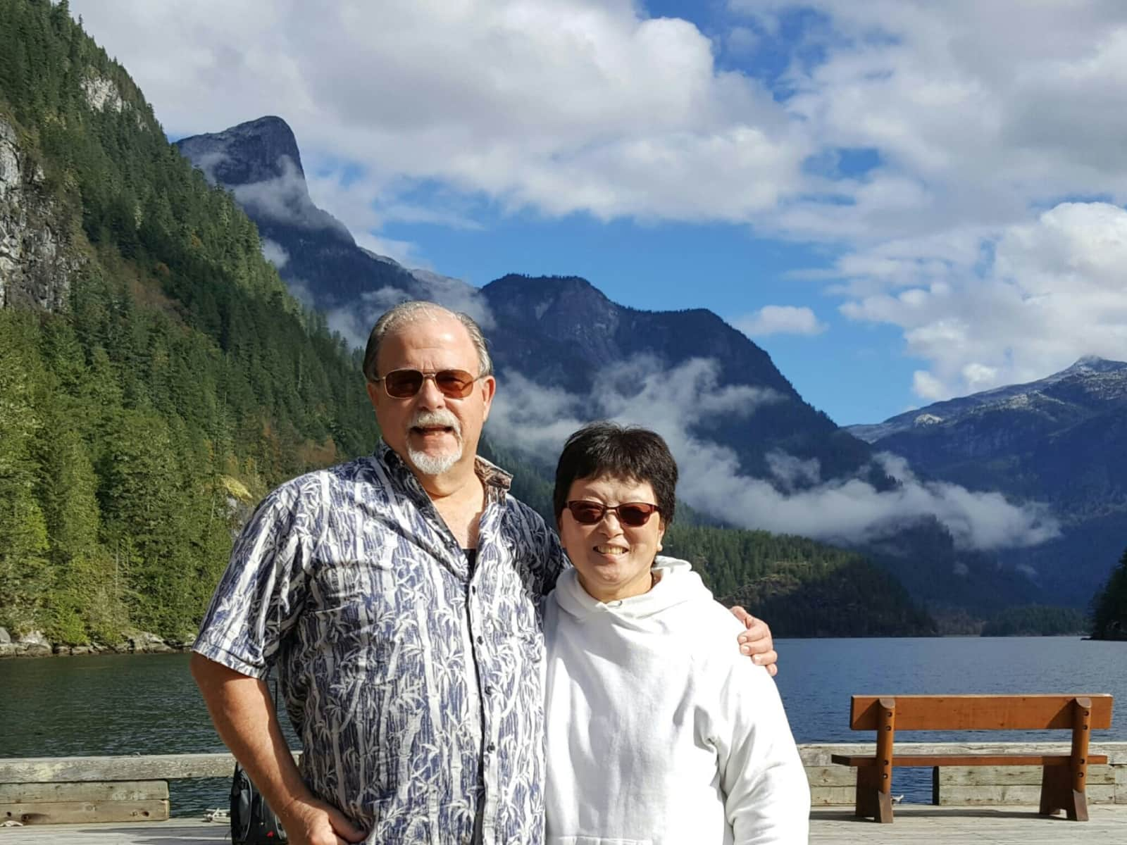 Stephen & Kathy from Lake Stevens, Washington, United States