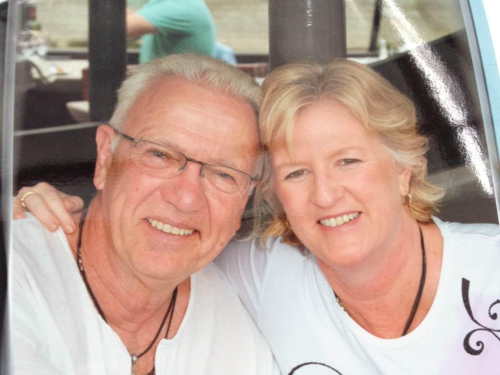 Cassie & Bill from Bunbury, Western Australia, Australia