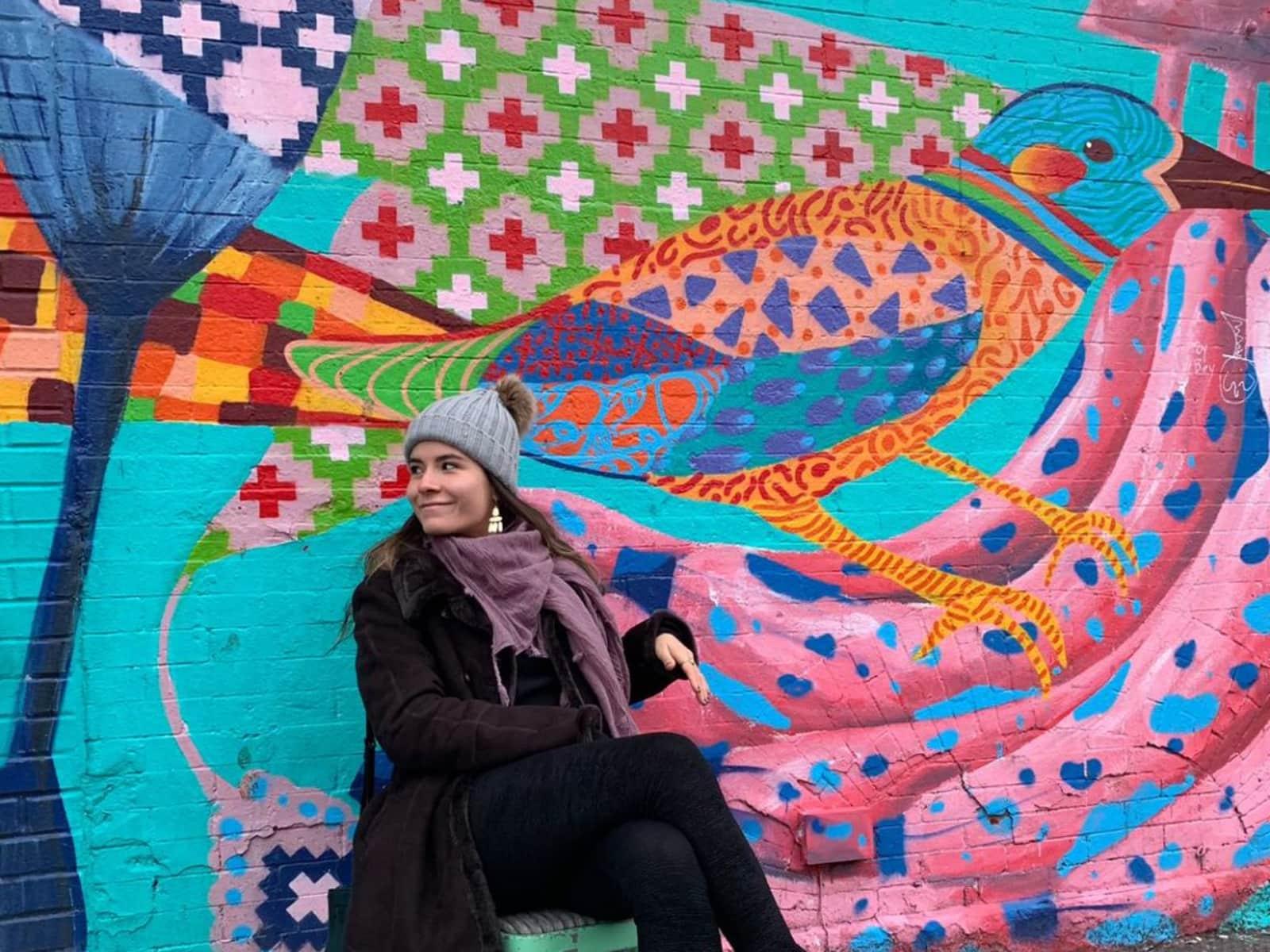 Carola saez from New York City, New York, United States