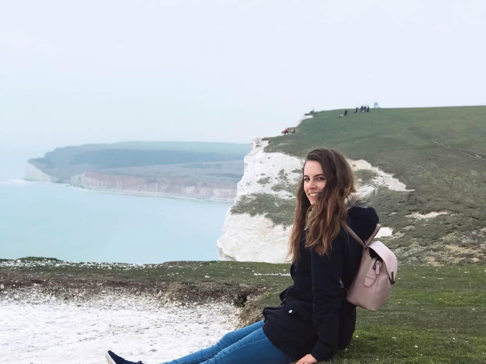 Karolina from Brighton, United Kingdom