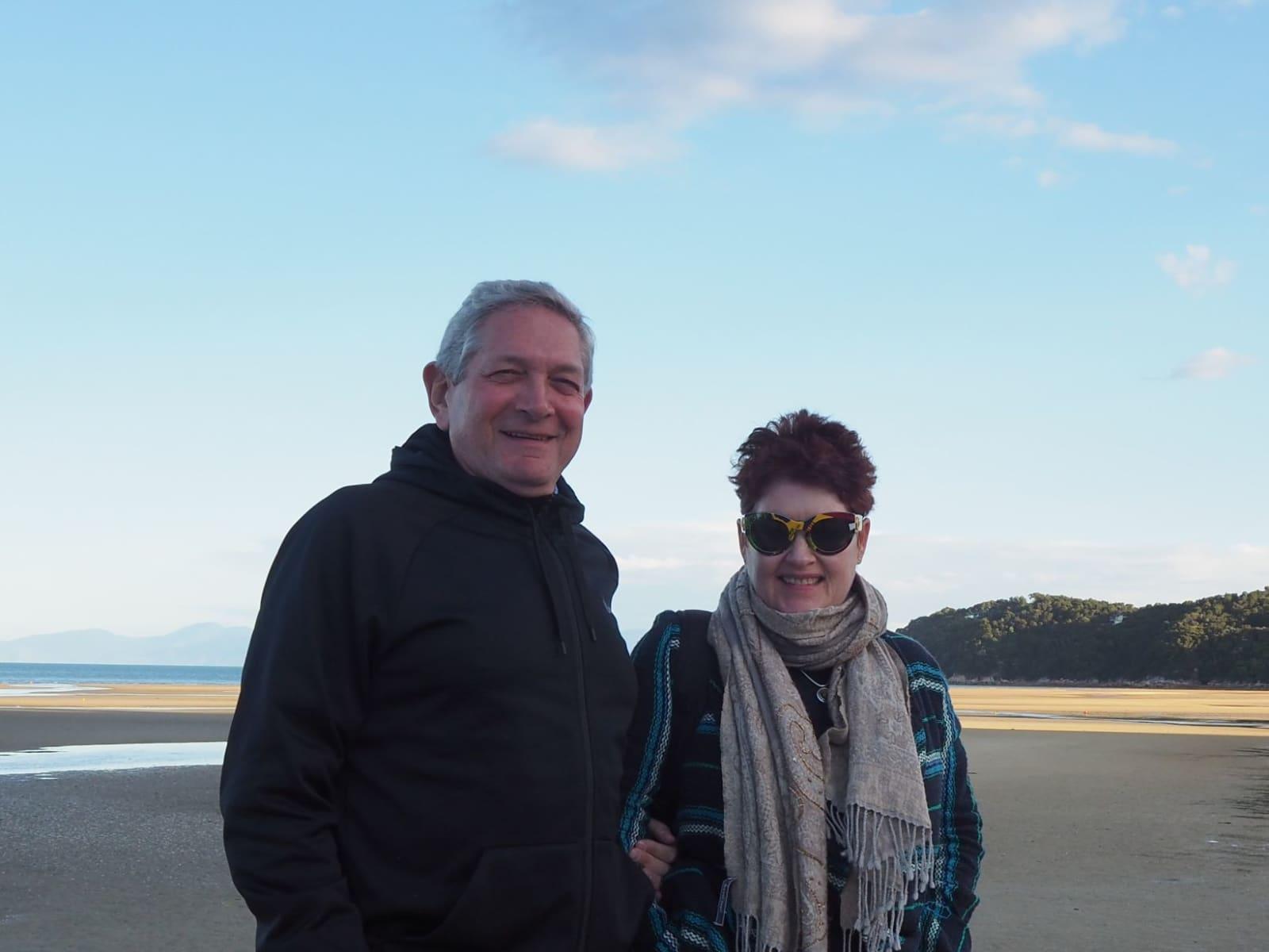 Mary wilson & David from London, United Kingdom