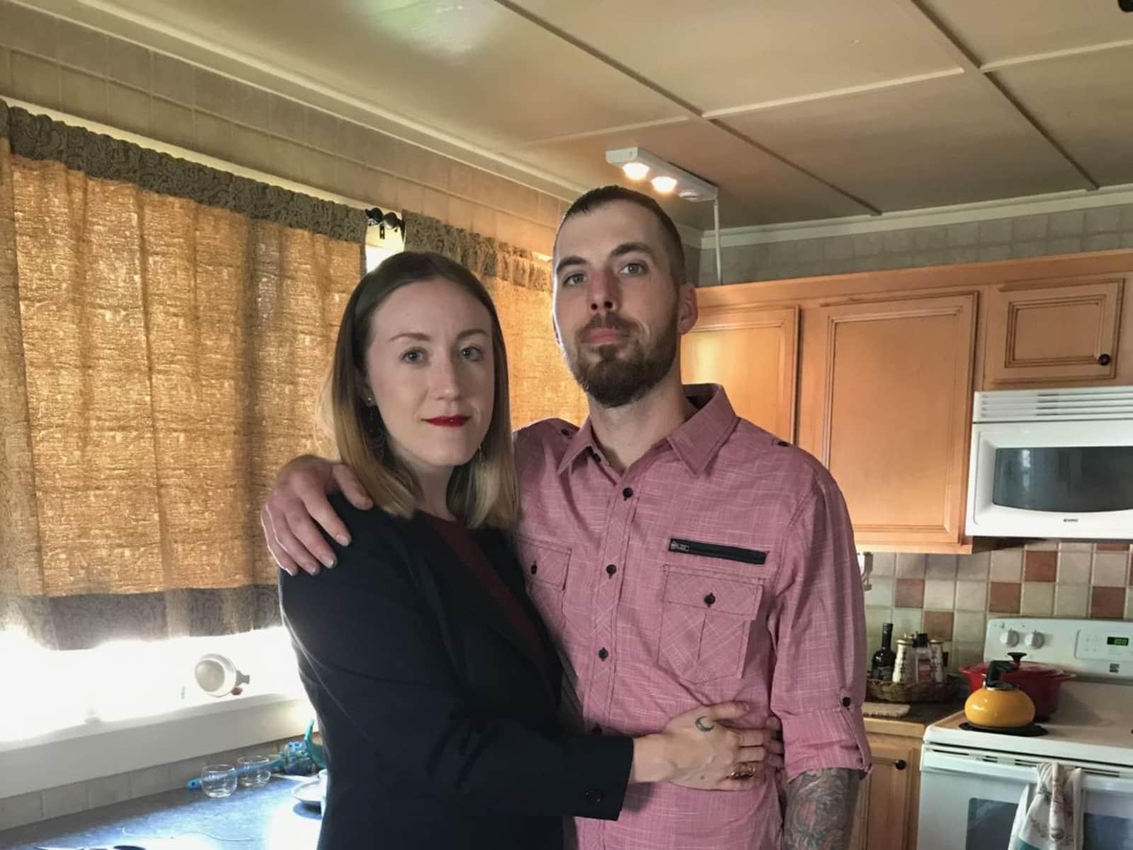 Britta & Tyson from Spokane, Washington, United States