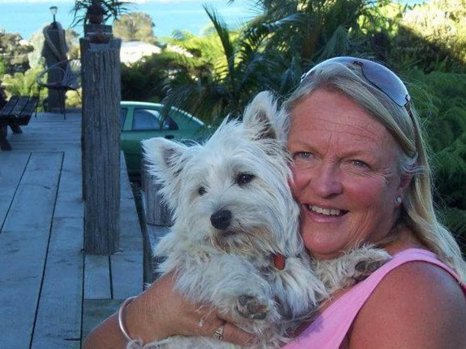 Suzy from Whitianga, New Zealand