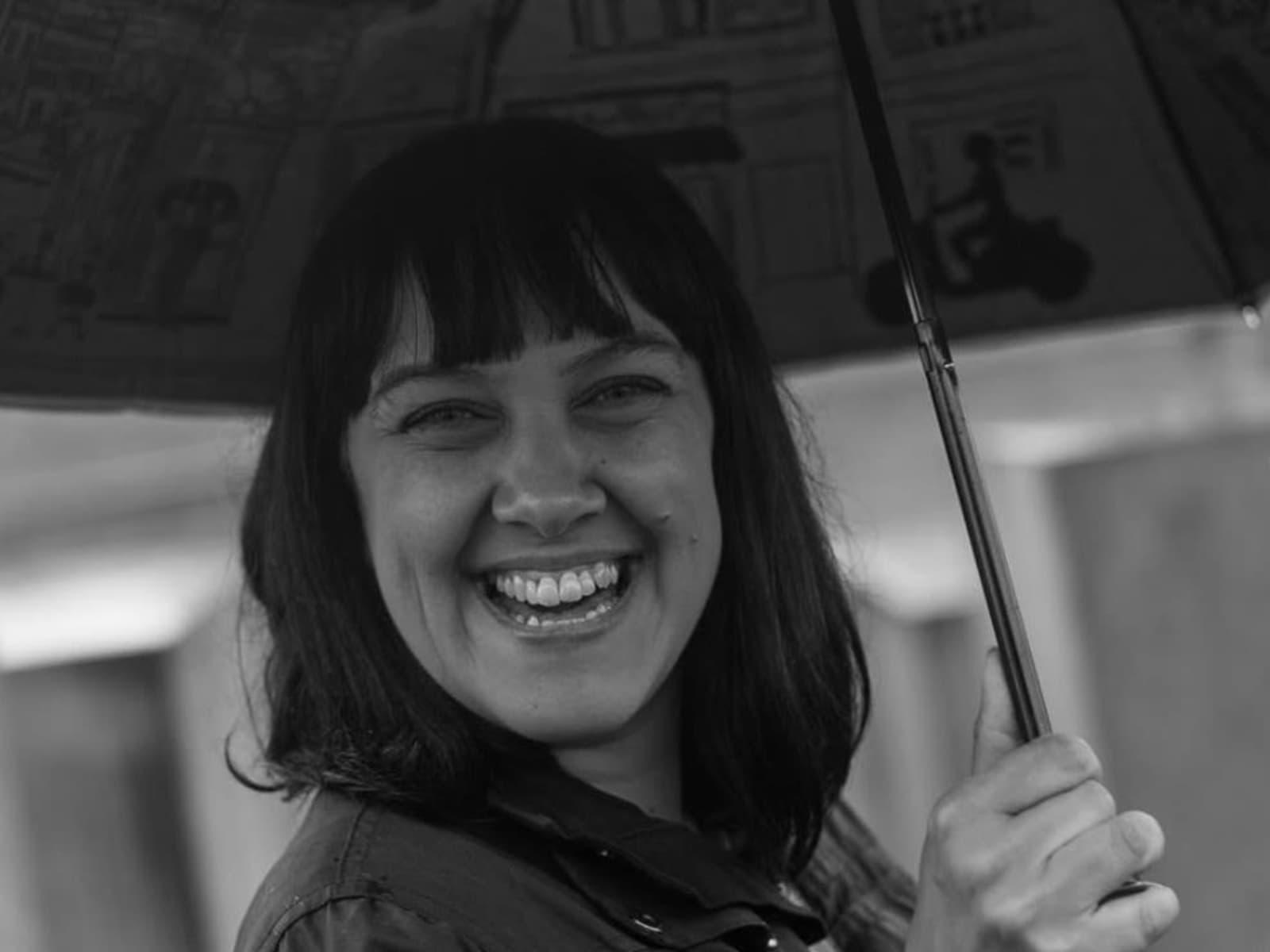 Teresa from Clapham Junction, United Kingdom