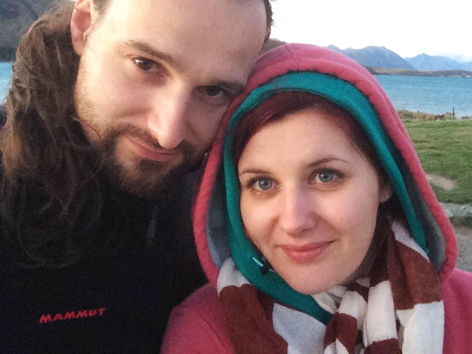 Claudia & Markus from Köln, Germany