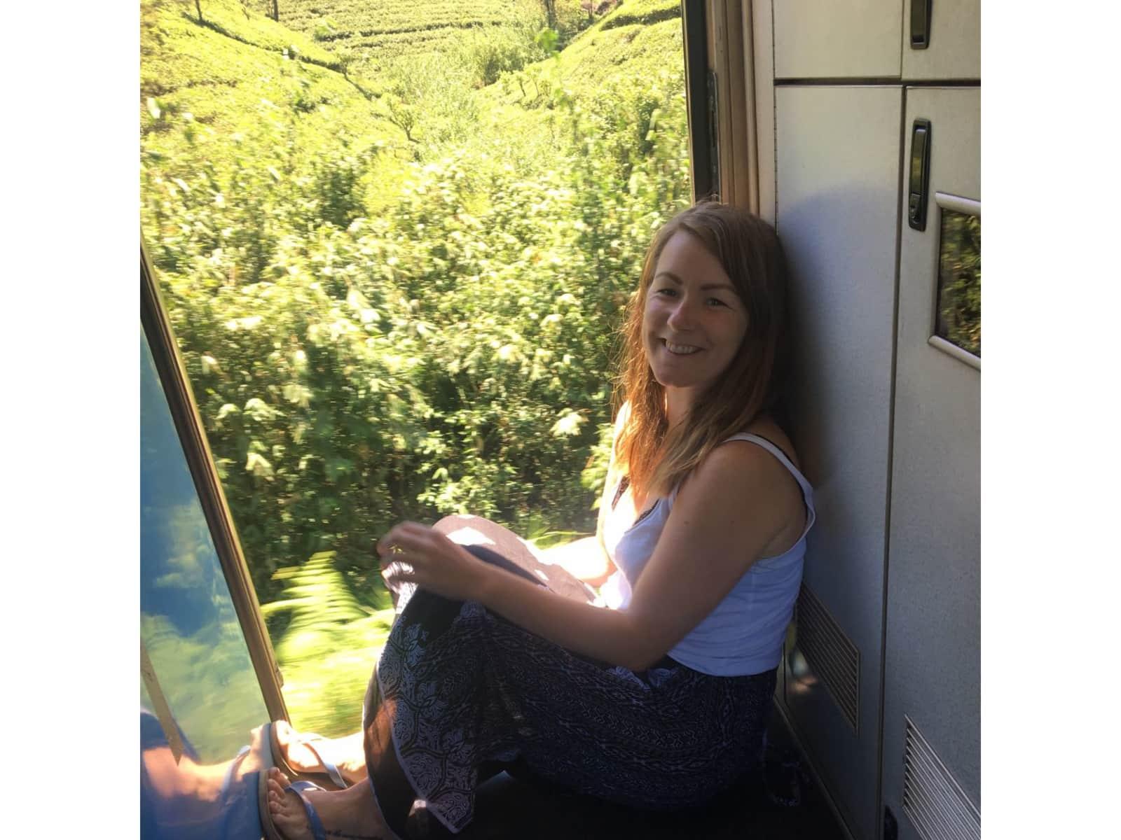 Jennifer from London, United Kingdom