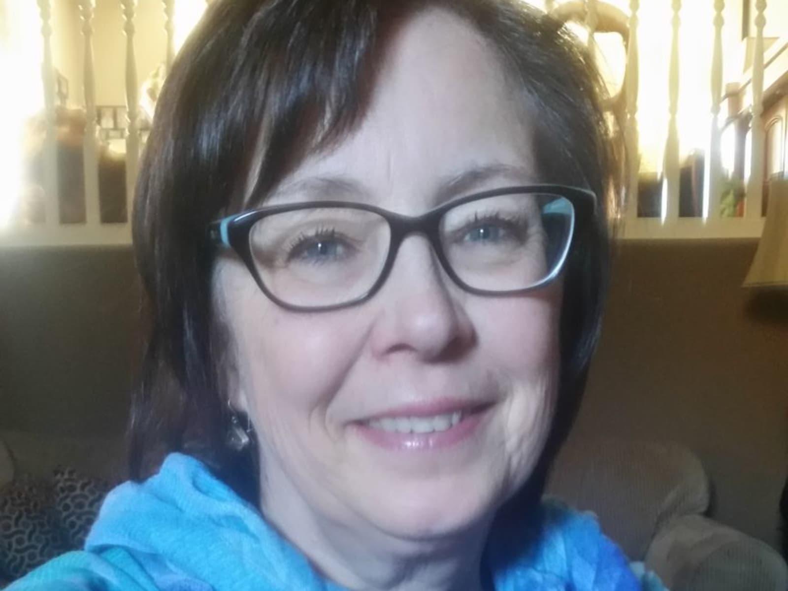 Lynne from Winnipeg, Manitoba, Canada
