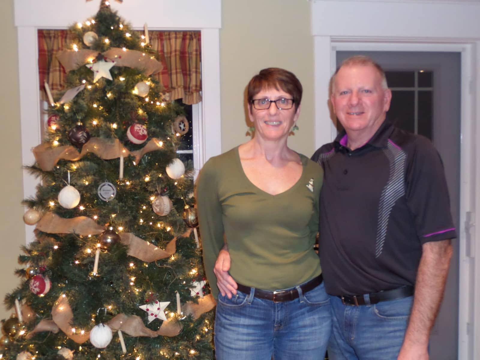 Doug & Wanda from Kingston, Nova Scotia, Canada
