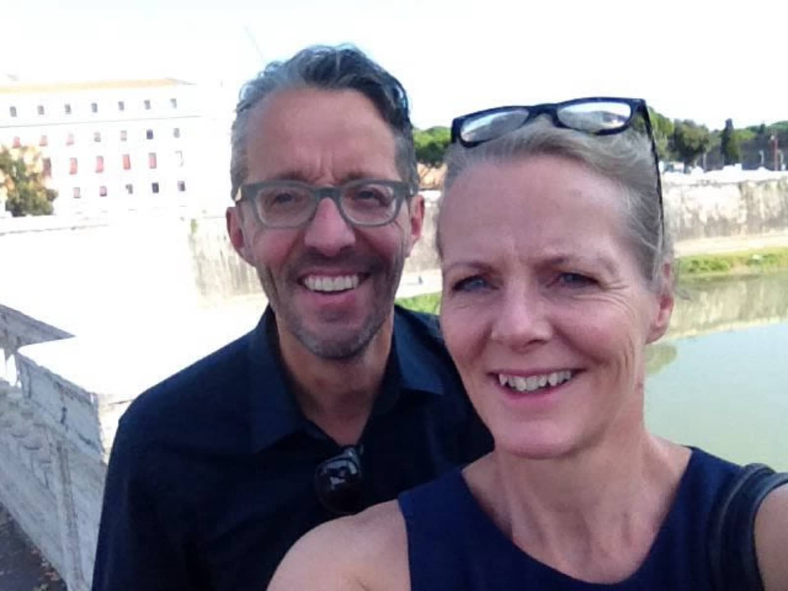 Marion & Hermen from Groningen, Netherlands