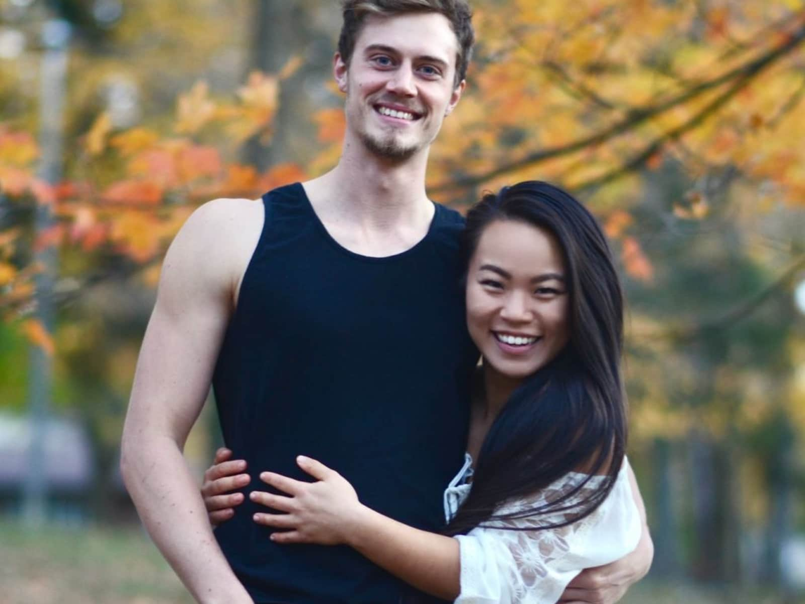 Samantha  & Steven from Guelph, Ontario, Canada