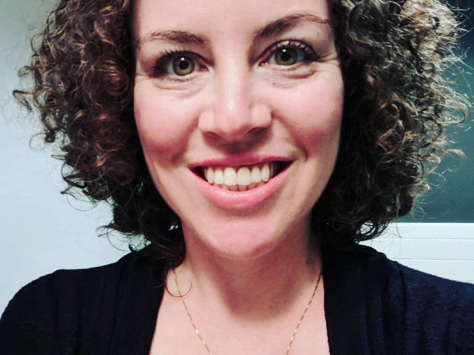Jill from Montréal, Quebec, Canada