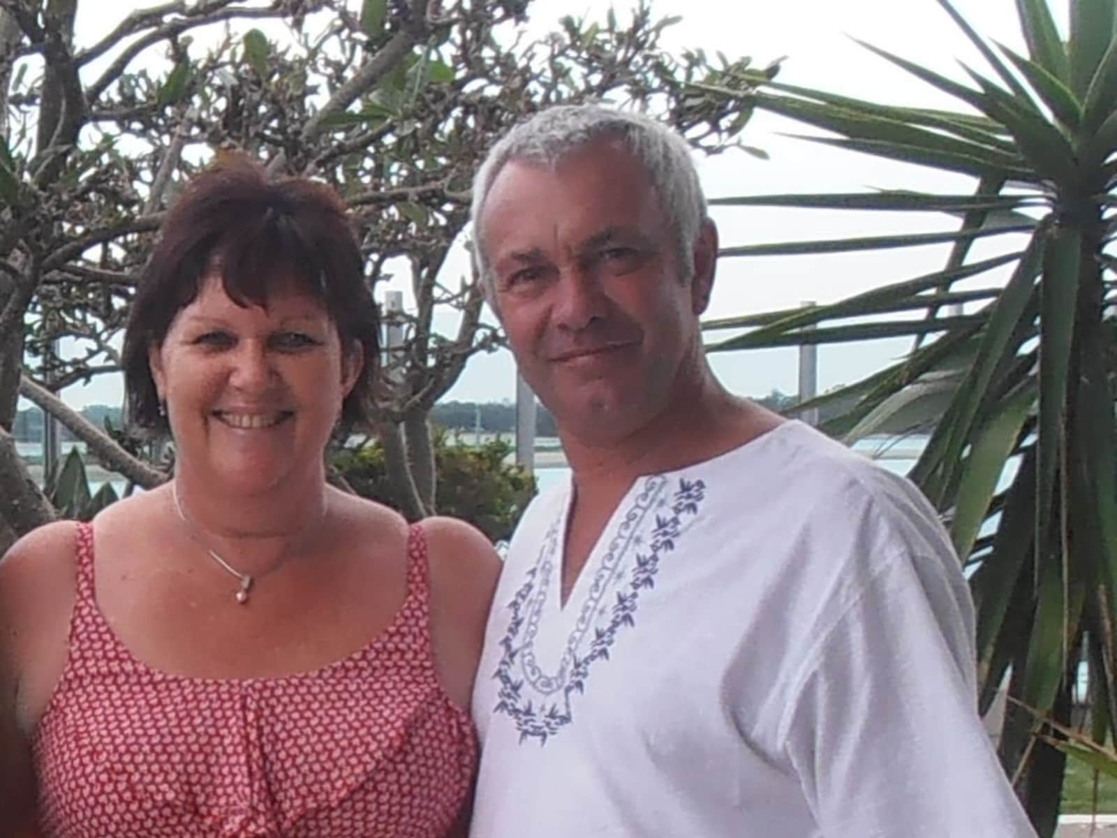 Gary & Yvonne from Feilding, New Zealand