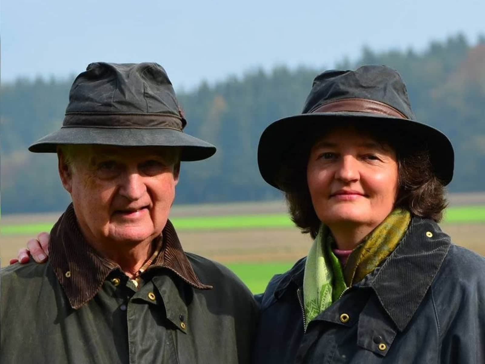 Nicola & Chris from Prien am Chiemsee, Germany