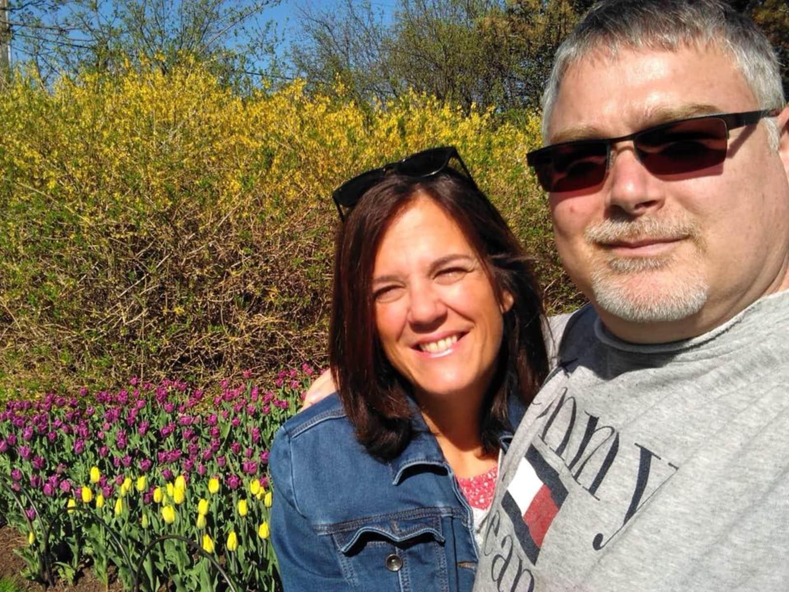 Marc & Daniele from Gatineau, Quebec, Canada