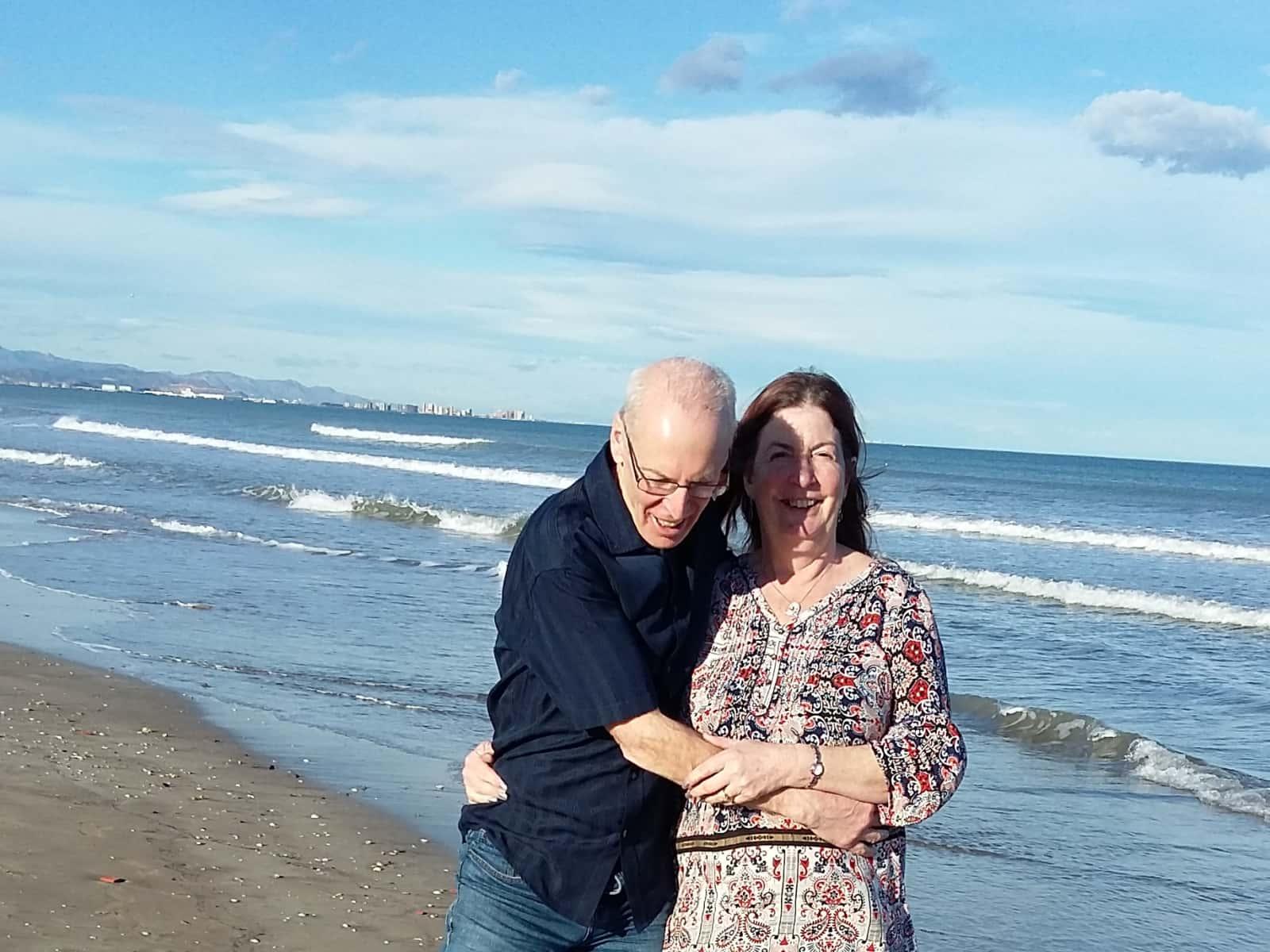 Janet & Alan from Glasgow, United Kingdom