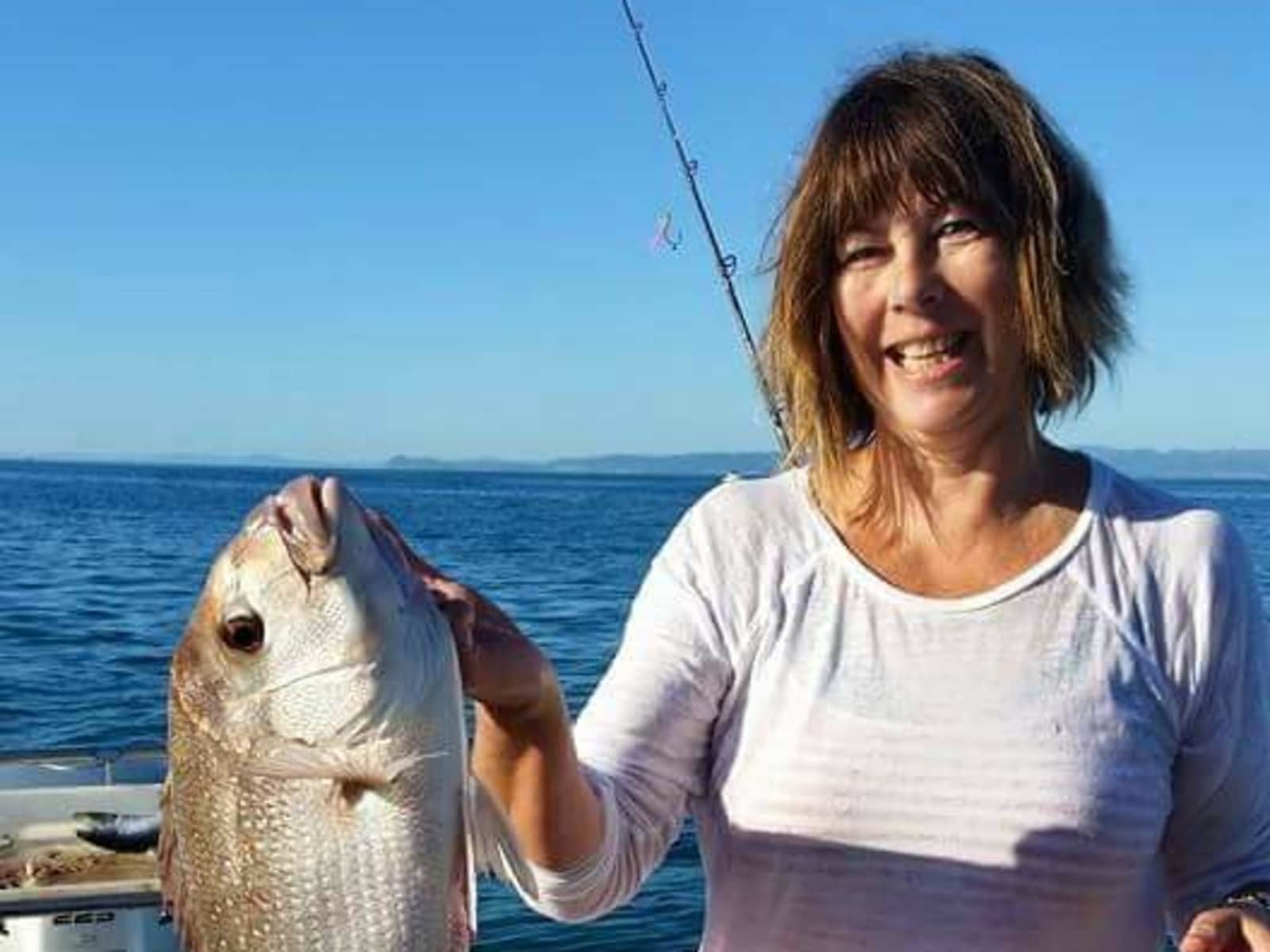 Carol from Mangawhai Heads, New Zealand