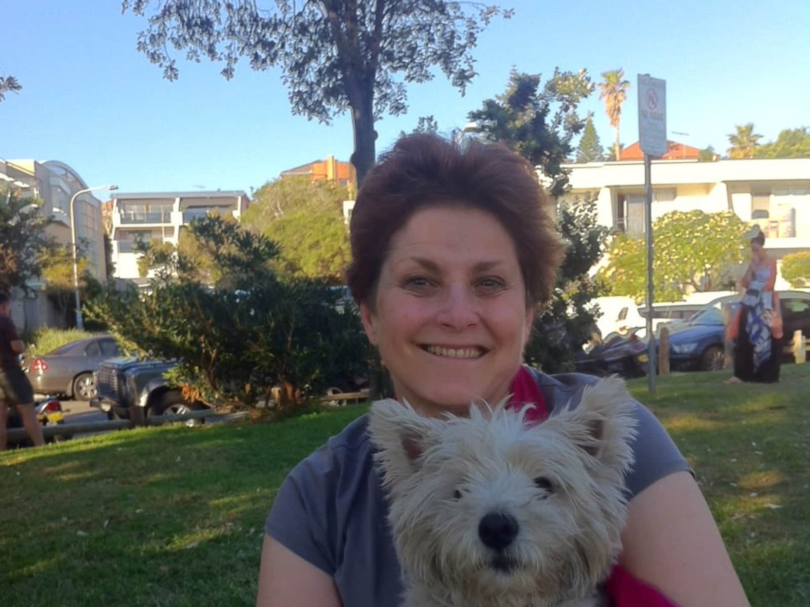 Sue from Sydney, New South Wales, Australia