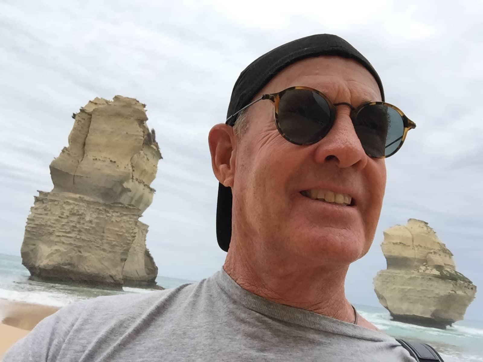 Steve from Casuarina, New South Wales, Australia