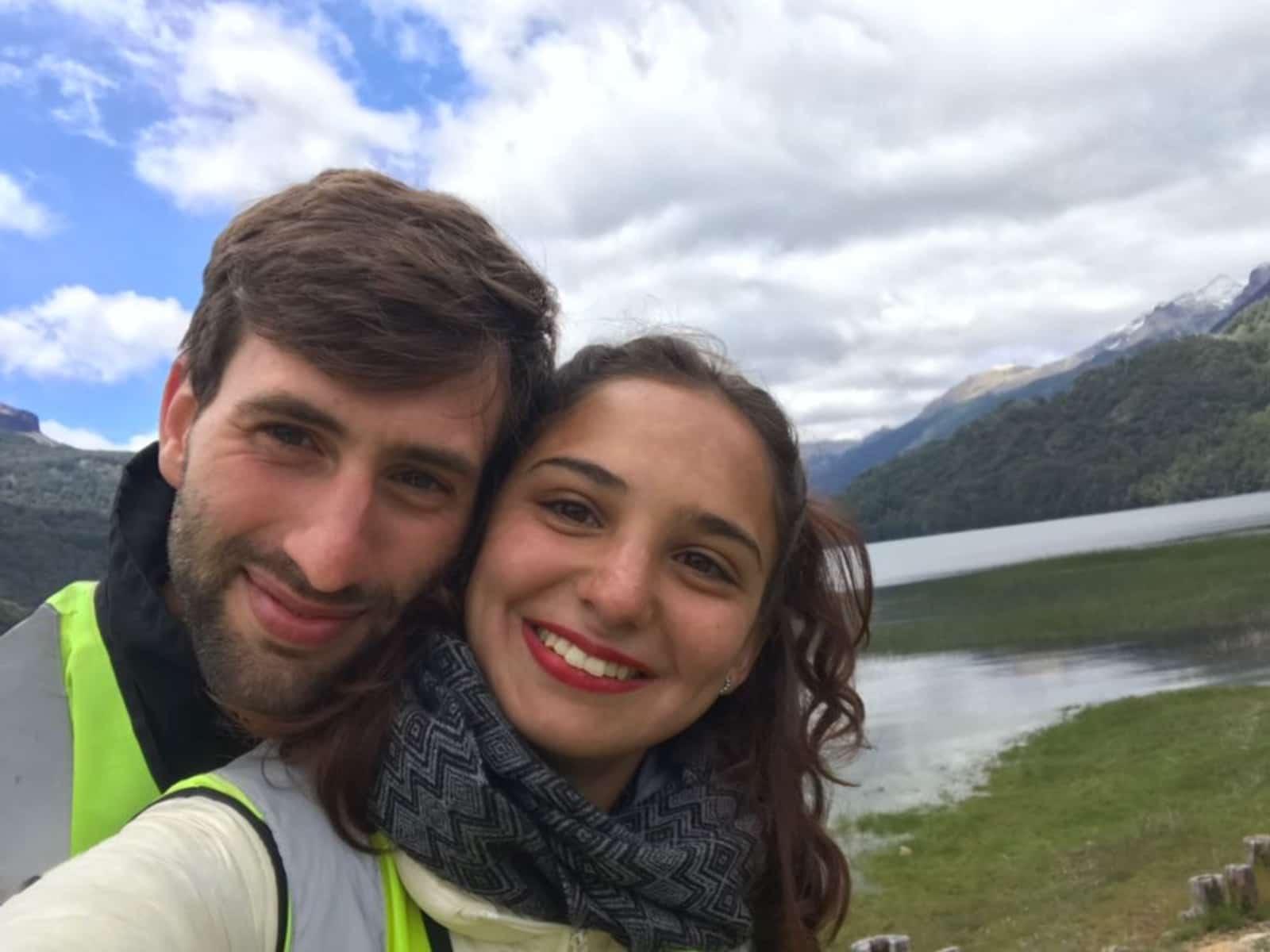 Brenda & Nicolas from Buenos Aires, Argentina
