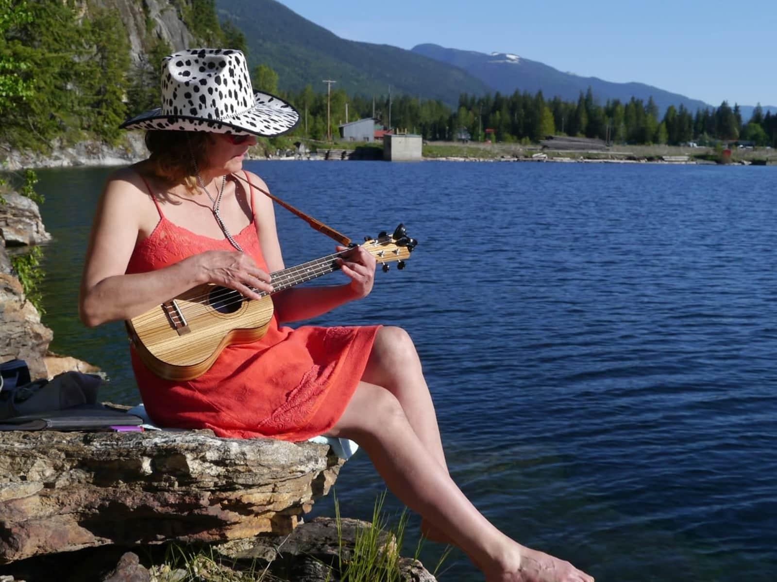 Giosi from Nelson, British Columbia, Canada