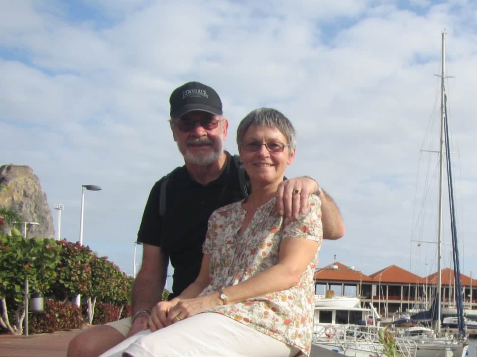 Alan & Carol from Coningsby, United Kingdom