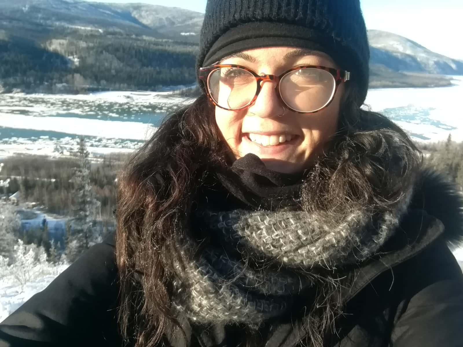 Alyson from Vancouver, British Columbia, Canada