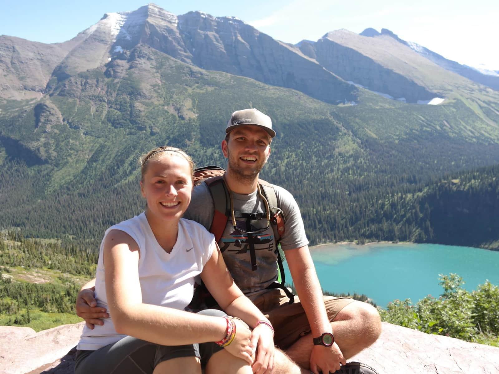 Rachael & Patrick from Portland, Oregon, United States