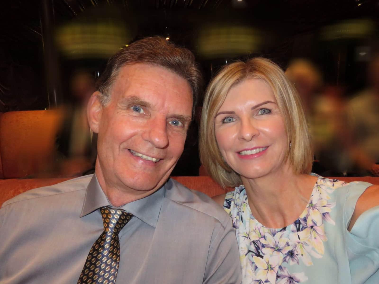 Sue & Colin from Gold Coast, Queensland, Australia