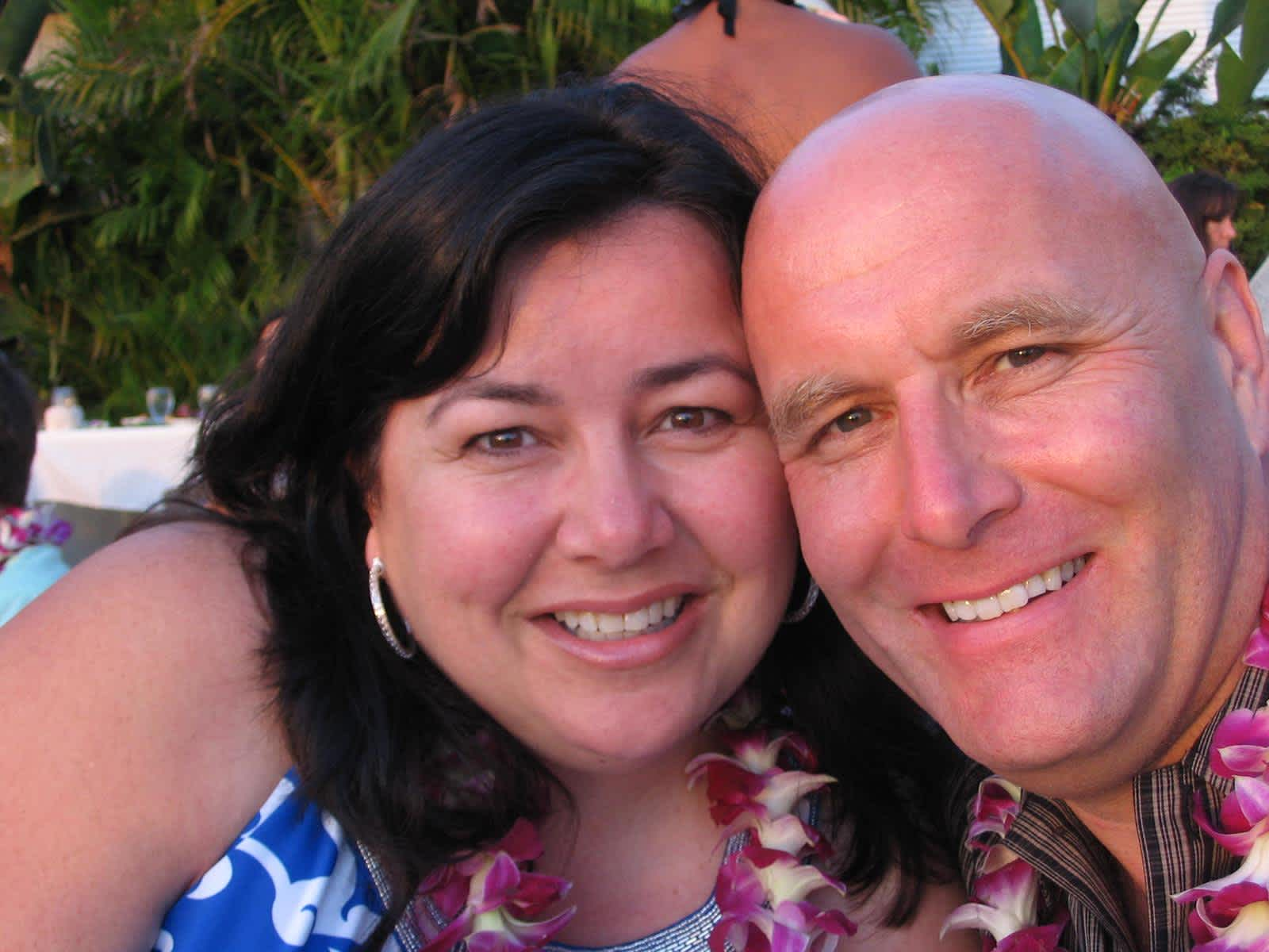 Maureen & Rob from Vancouver, British Columbia, Canada