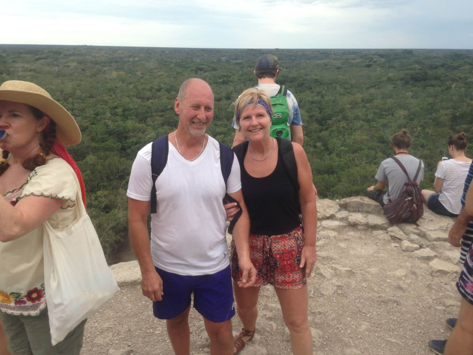 Janet & Wes from Winnipeg, Manitoba, Canada