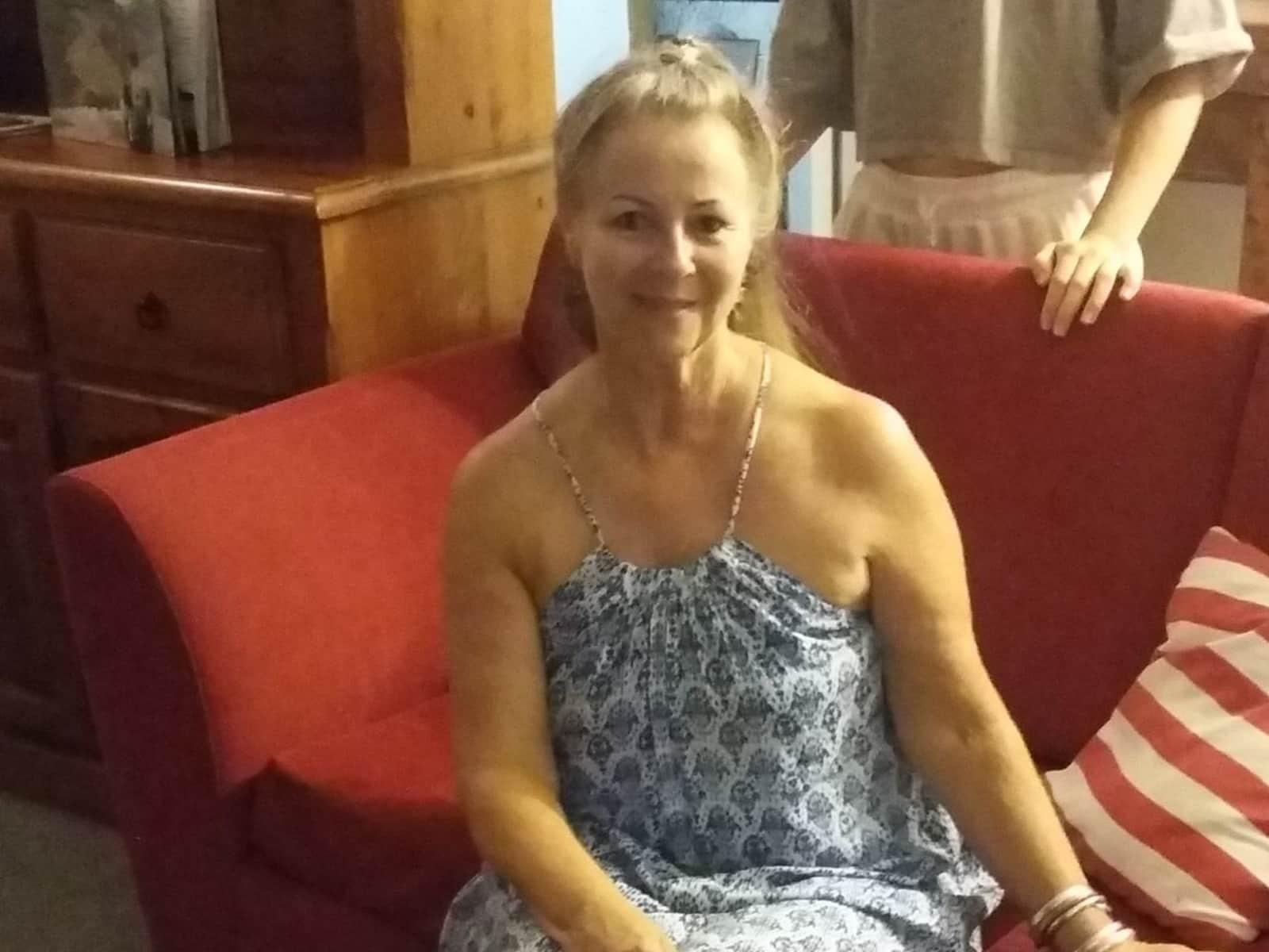 Karen from Rotorua, New Zealand