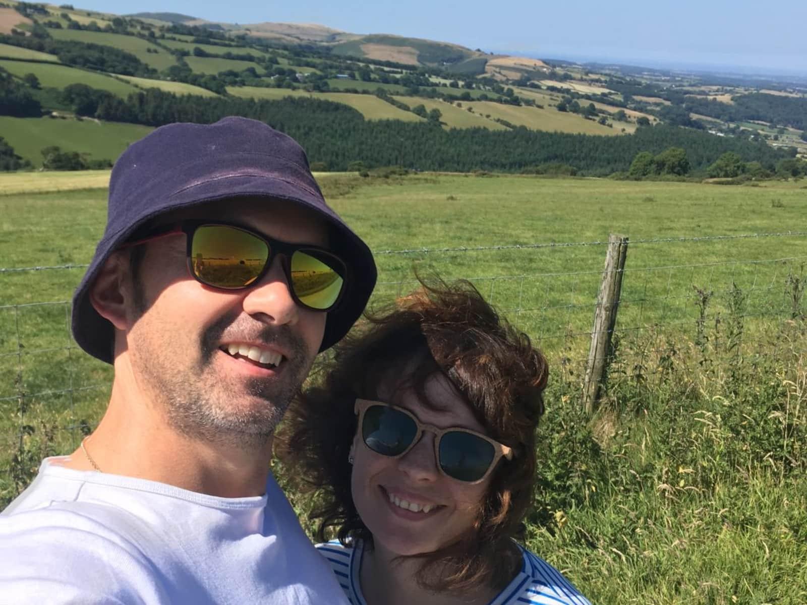 Fiona & Ralph from Denbigh, United Kingdom