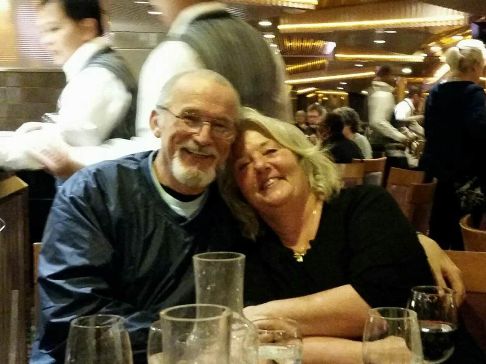 Susan & Robert from San Diego, California, United States