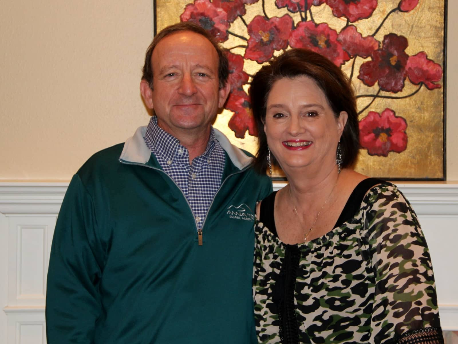 Nancy & Gregory from Taylor Lake Village, Texas, United States
