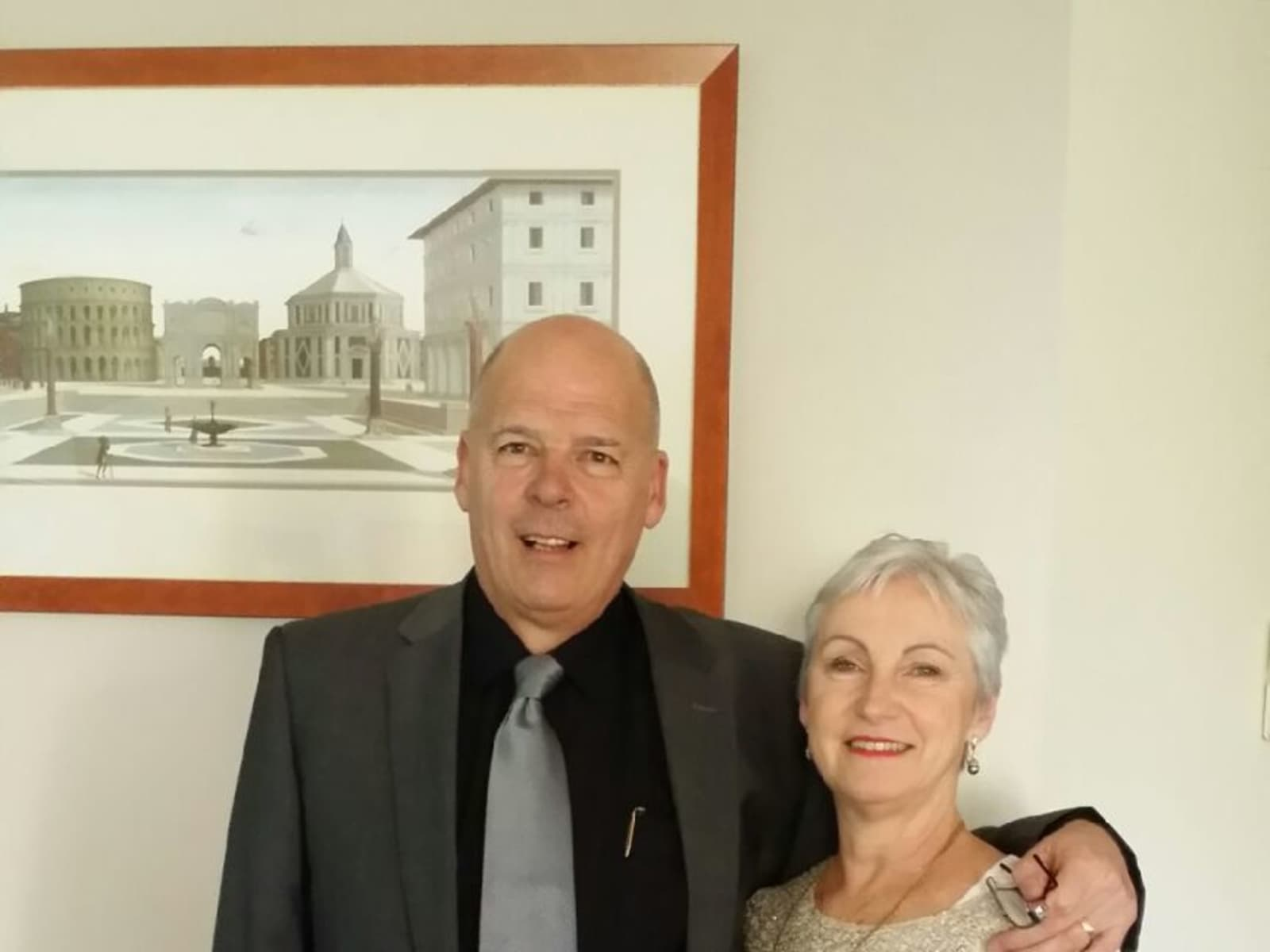 Janet & Anthony from Adelaide, South Australia, Australia