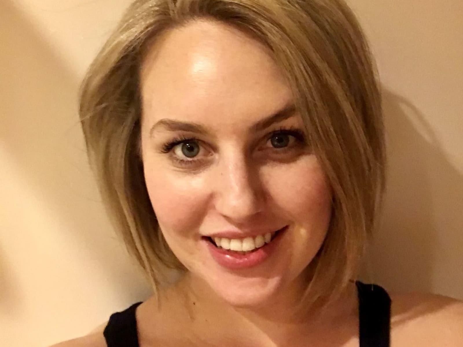 Kirsten from Melbourne, Victoria, Australia