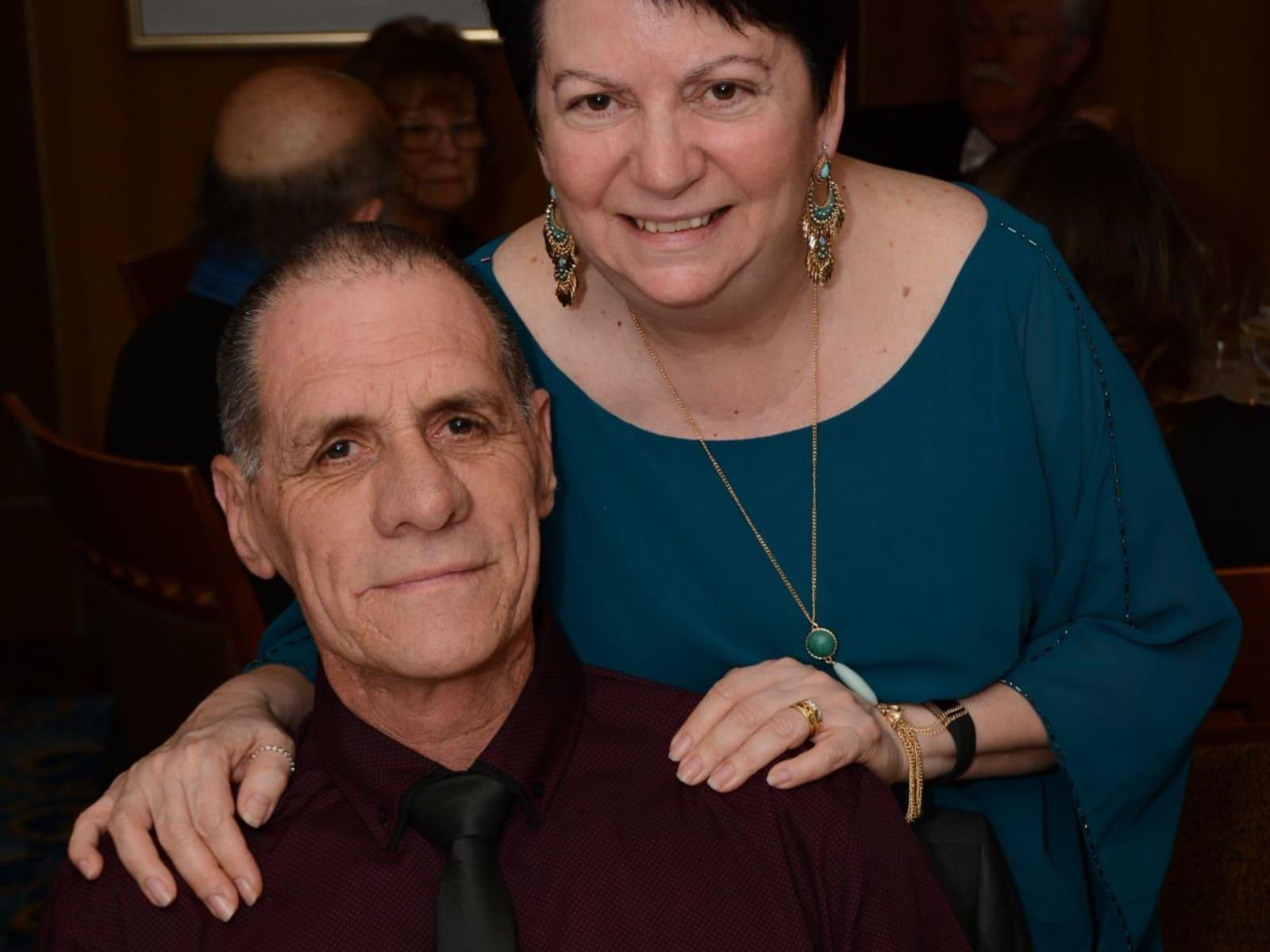 Cheryl & Frank from Success, Western Australia, Australia