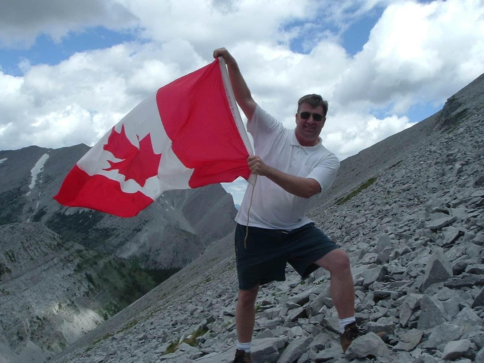 Kathy & Jon from Castlegar, British Columbia, Canada