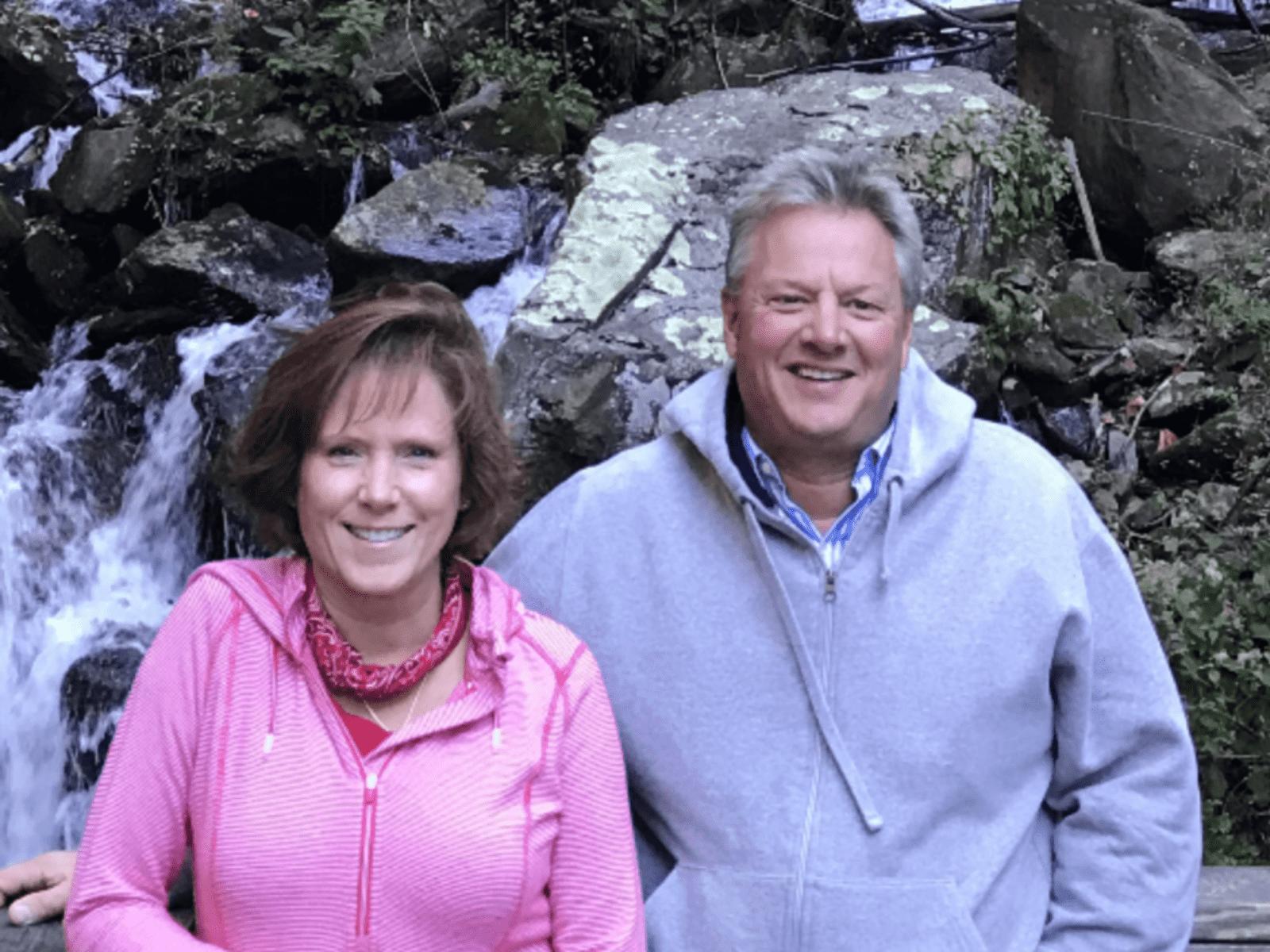 Sharon & Brad from Ocala, Florida, United States