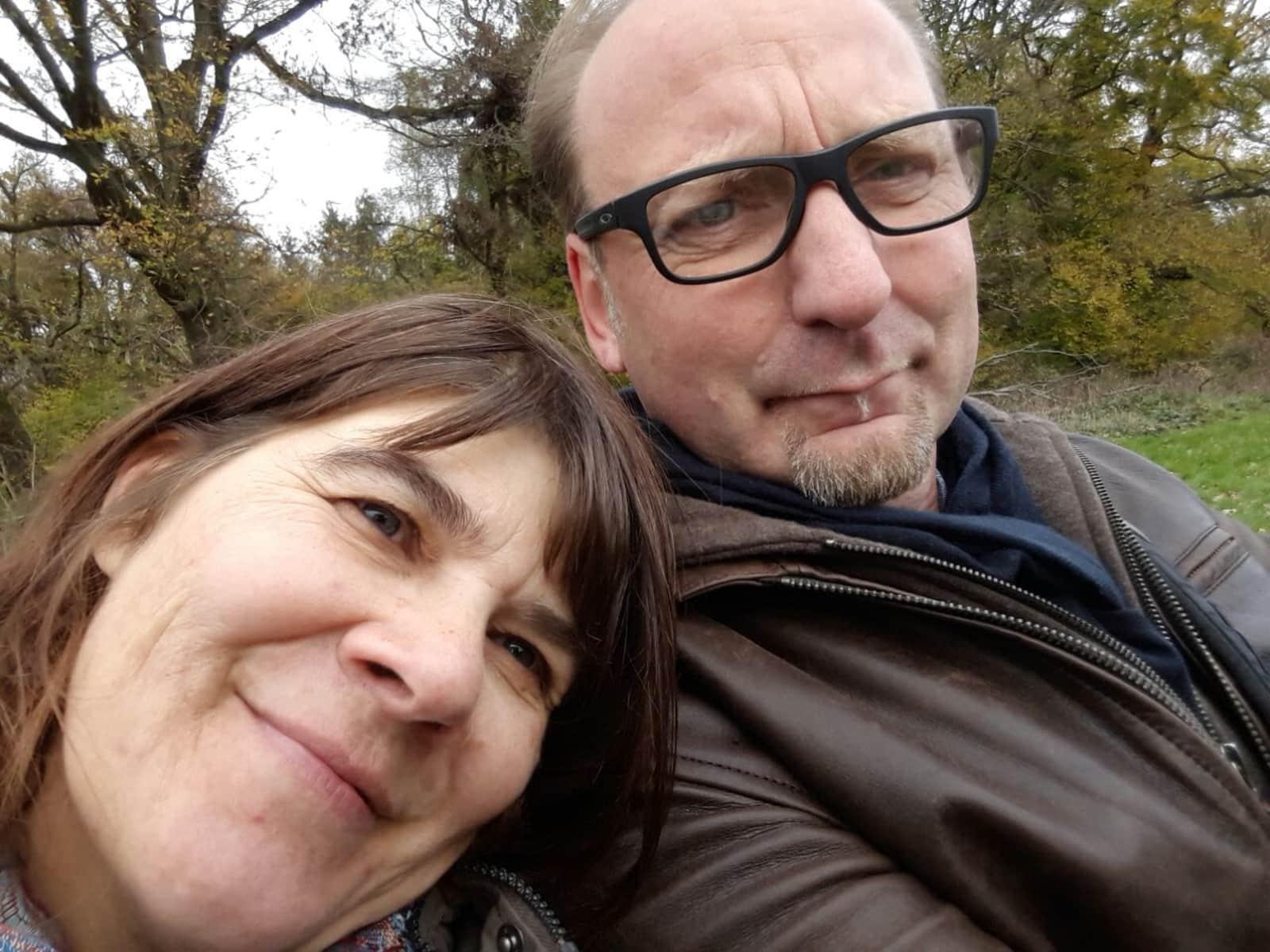 Ilona & Erik from Taunusstein, Germany