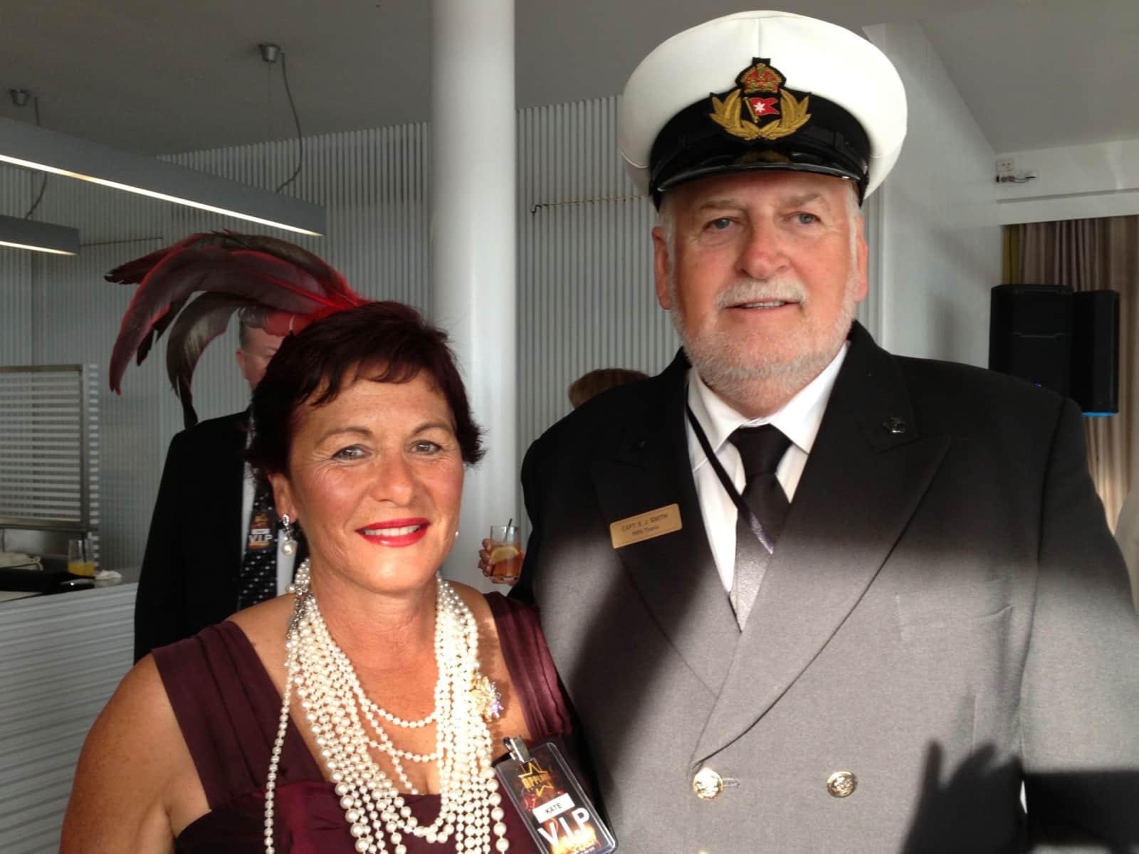 Phillip & Kate from Perth, Western Australia, Australia