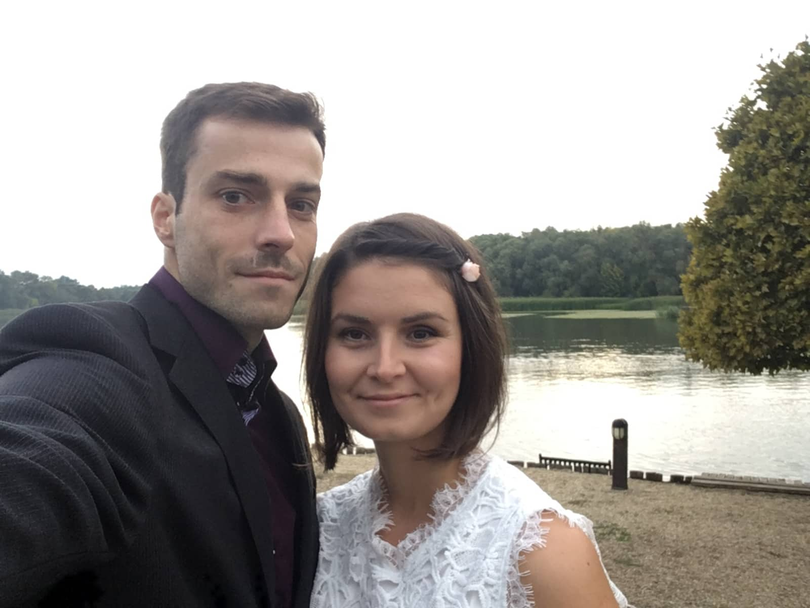 Margaréta & Pavel from Budapest, Hungary