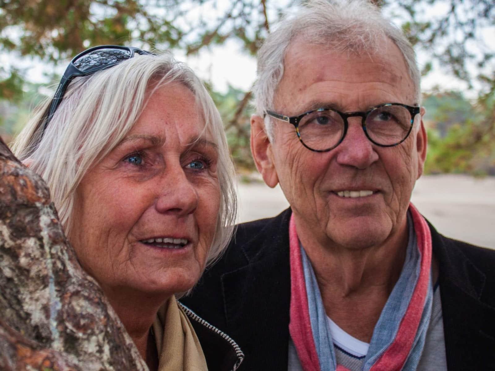 Arnold & Marjo from Baarn, Netherlands