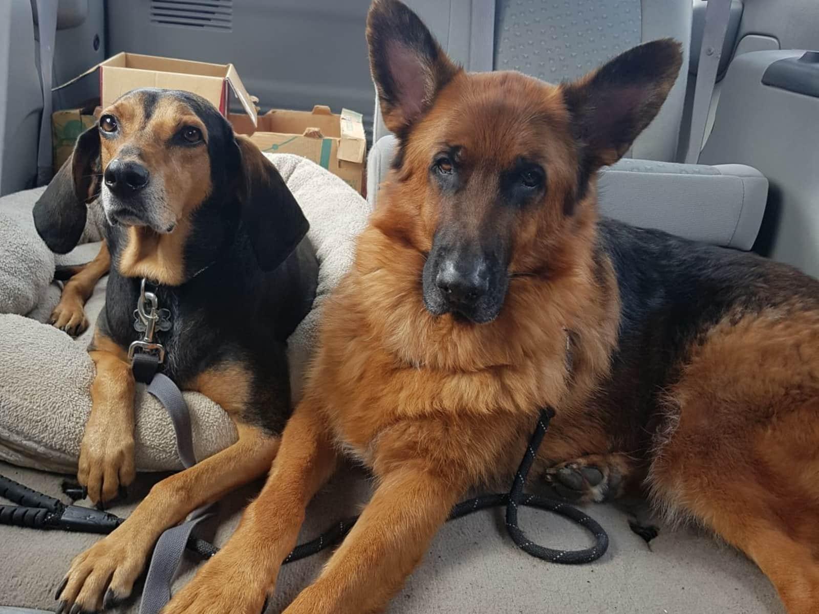 Agnes & Vivian from Toronto, Ontario, Canada