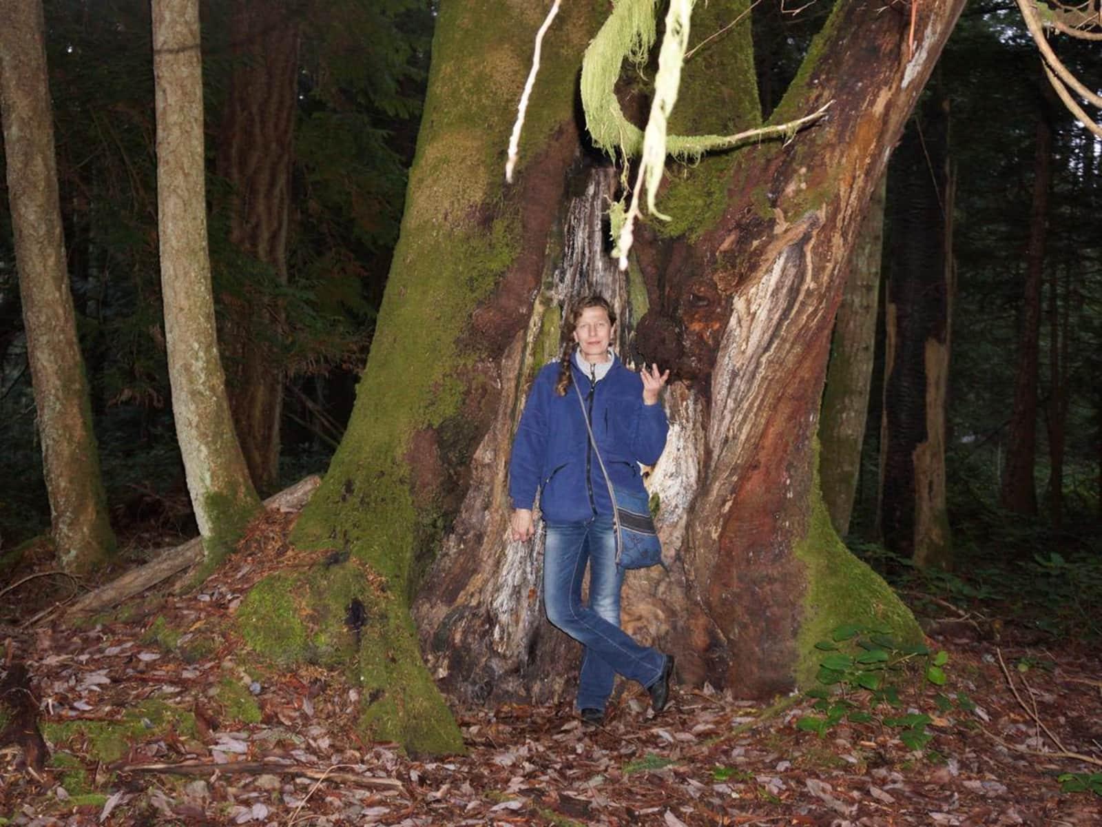 Renata from Victoria, British Columbia, Canada