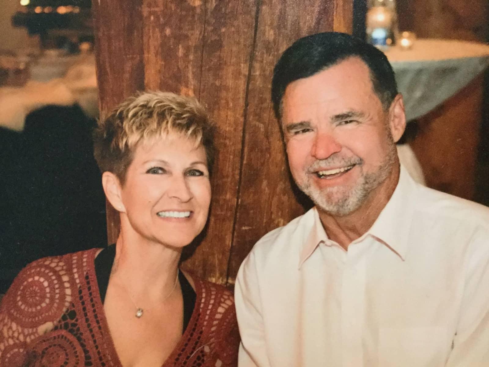 Suzanne & Gary from Salt Lake City, Utah, United States