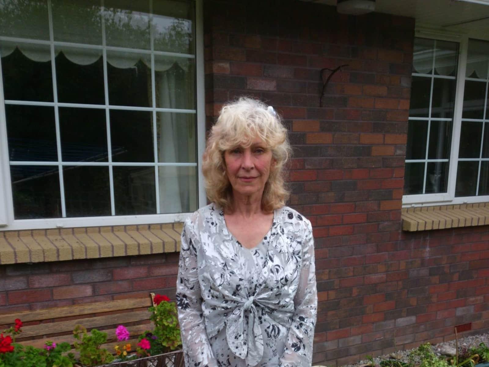 Rowena from Desertmartin, United Kingdom