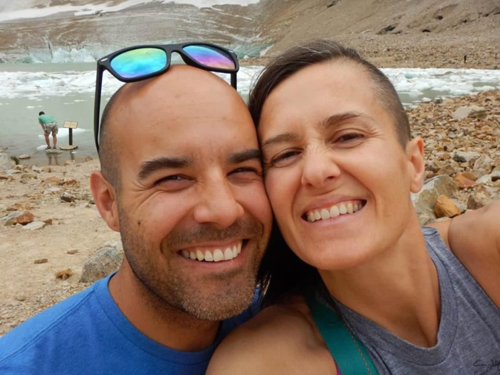Tamara & Siggi from Whitecourt, Alberta, Canada