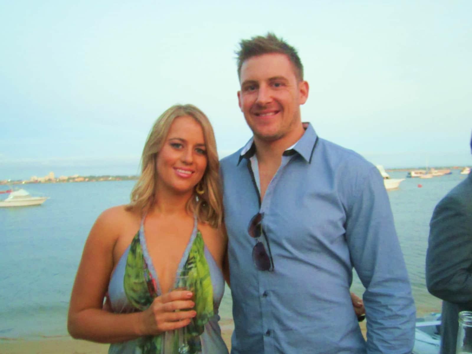 Jamie & Billie from Carnarvon, Western Australia, Australia